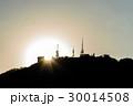 夕日の稲佐山 30014508