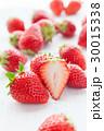 苺 フルーツ 果物の写真 30015338