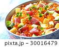 ちらし寿司 海鮮ちらし 海鮮ちらし寿司の写真 30016479