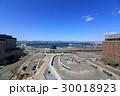 函館駅と函館湾の眺望 30018923