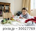 ベットルーム ベッドルーム 寝室の写真 30027769