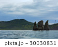 Three Brothers Rocks in the Avacha Bay of Pacific 30030831