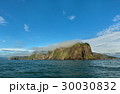 Rocks in the Avacha Bay of the Pacific Ocean 30030832