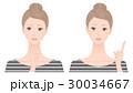 表情セット 問題解決 30034667
