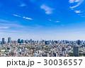 青空と東京シティビュー 30036557