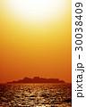 軍艦島 端島 島の写真 30038409