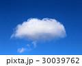 空 青空 雲の写真 30039762