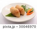 稲荷寿司 お稲荷 お稲荷さんの写真 30046970