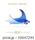 Manta ray 30047293
