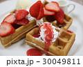 苺のワッフル 30049811