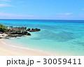 海 海岸 沖縄の写真 30059411