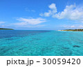 青空 海 沖縄の写真 30059420