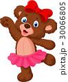 くま ベビー 赤ちゃんのイラスト 30066805