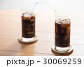 アイスコーヒー ドリンク 飲み物の写真 30069259