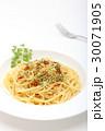 ペペロンチーノ スパゲッティ イタリア料理の写真 30071905