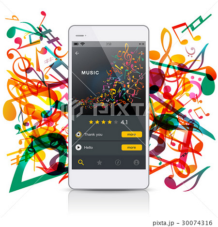 音楽聴き放題ミュージックアプリ 30074316