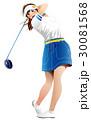 女子ゴルファー 30081568