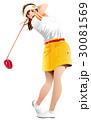 女子ゴルファー 30081569
