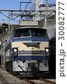 高崎鉄道ふれあいデーにて展示のEF66 30082777