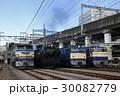 高崎鉄道ふれあいデーにて展示の機関車 30082779