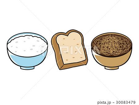 米飯・パン・麺類 30083479