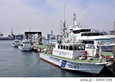 海上保安庁の巡視艇「はやかぜ」 30087398