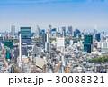 渋谷区 新宿副都心 高層ビルの写真 30088321