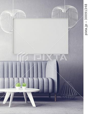interiorのイラスト素材 [30091348] - PIXTA