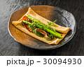 ガレット クレープ フランス料理の写真 30094930