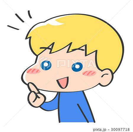 外国人 キャラクター 表情 30097718