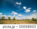 空 くも 雲の写真 30098603