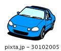 ベクター 自動車 車のイラスト 30102005