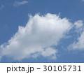 春の雲夏の雲と如何違う。青空と共に。 30105731