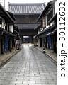 12月 冬の長浜の古い街並み 30112632