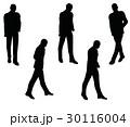 ビジネスマン 実業家 ベクタのイラスト 30116004
