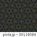 Oriental floral seamless pattern. Arabic flowers 30116084