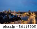 フランクフルト 夜 ドイツの写真 30116905