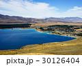 テカポ湖の風景 30126404