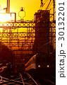 つつじヶ丘の夕日 30132201