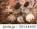 ビール グラス コップの写真 30134445