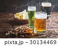 ビール グラス コップの写真 30134469