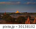 バガン ミャンマー 神社の写真 30138102
