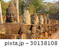 Statues of Devas on bridge to Angkor Thom 30138108