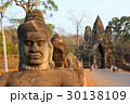 Statues of Devas on bridge to Angkor Thom 30138109