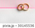 ウェディング 指輪 リングの写真 30145536