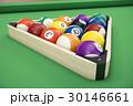 ゲーム 試合 ボールのイラスト 30146661