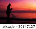 漁師 釣り人 釣人の写真 30147127
