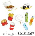 出店の食べ物 30151367