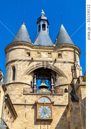 Grosse cloche, a medieval belfry in Bordeaux 30159312