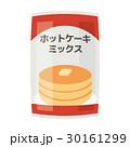 ホットケーキミックス ホットケーキ 食材のイラスト 30161299